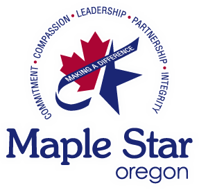 MapleStar Oregon.