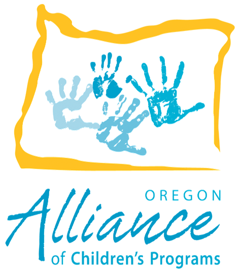 Logo: Oregon Alliance of Children's Programs