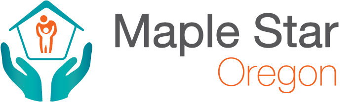 Maple Star Oregon logo